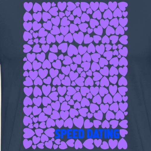 Speed dating Love - Männer Premium T-Shirt