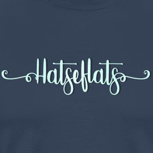 Hatseflats - Mannen Premium T-shirt