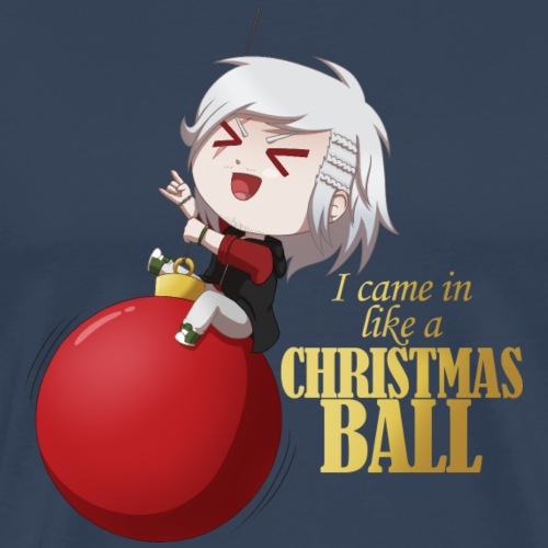 Chibi Noël - T-shirt Premium Homme