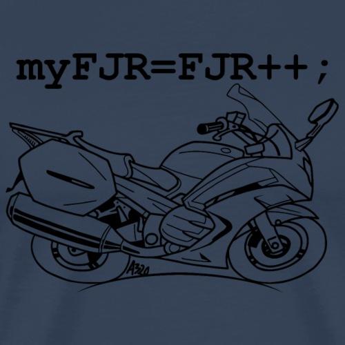 myFJR - Mannen Premium T-shirt