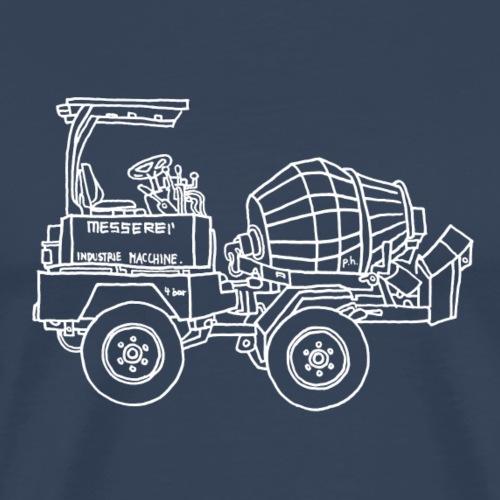 Betonmischer (w) - Männer Premium T-Shirt
