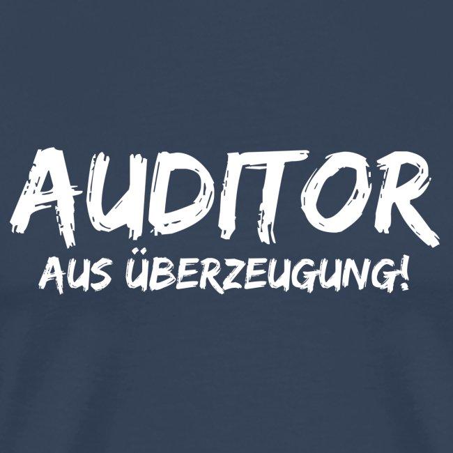 auditor aus überzeugung white