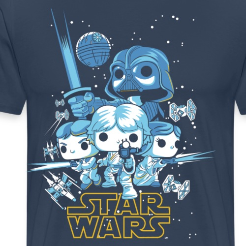 stars - Men's Premium T-Shirt