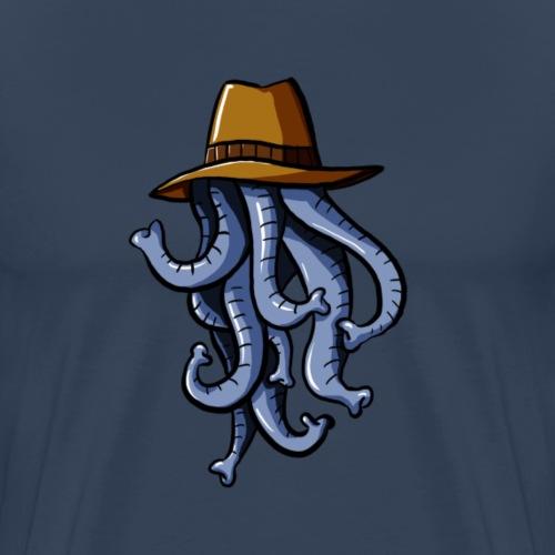 Elefantopus - Männer Premium T-Shirt