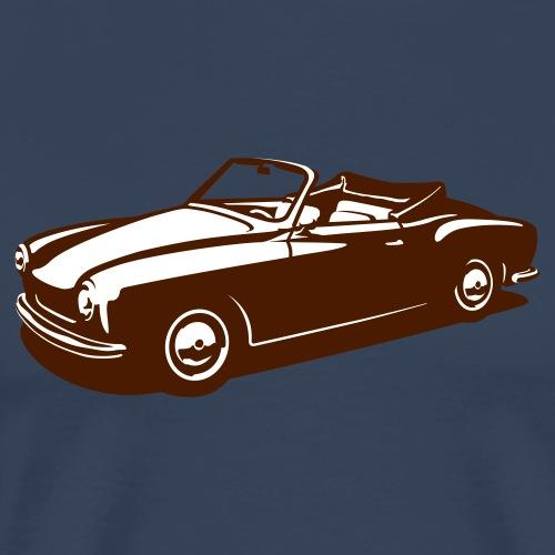 OldtimerCabrio 14 (2c) - Men's Premium T-Shirt