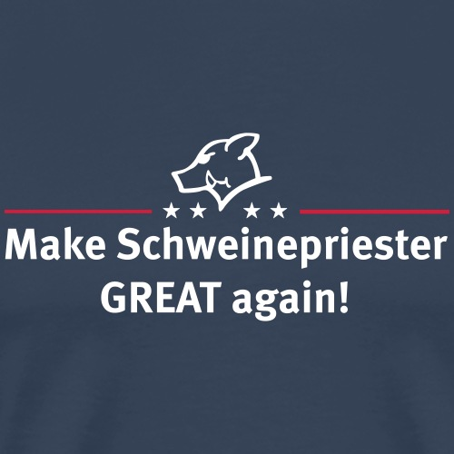 Make SP great again - Männer Premium T-Shirt