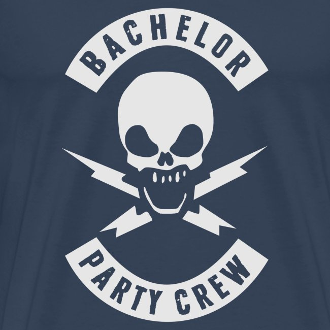 BACHELOR PARTY CREW PATCH