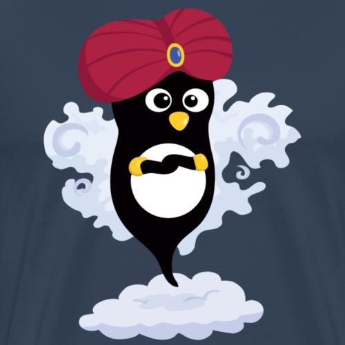 Génie Pingouin - T-shirt Premium Homme