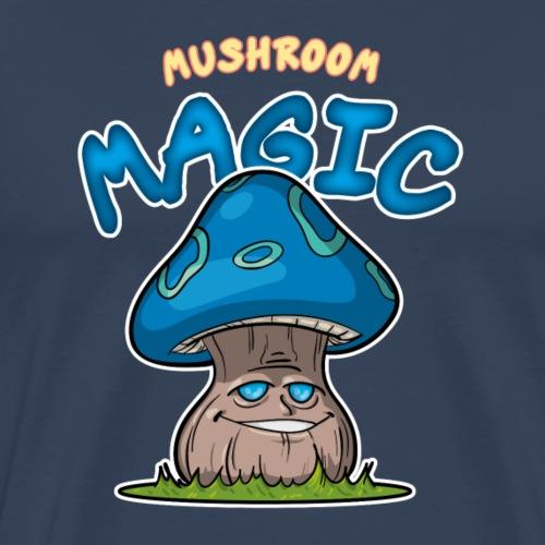 Mushroom Magic - T-shirt Premium Homme