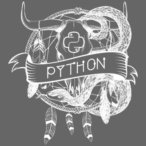 python Programmiersprache - Männer Premium T-Shirt