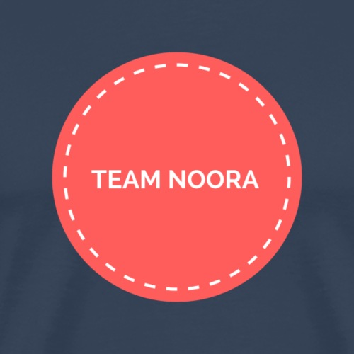 TEAM NOORA - Premium T-skjorte for menn