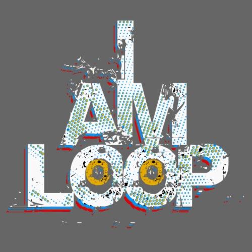 I AM LOOP - Männer Premium T-Shirt