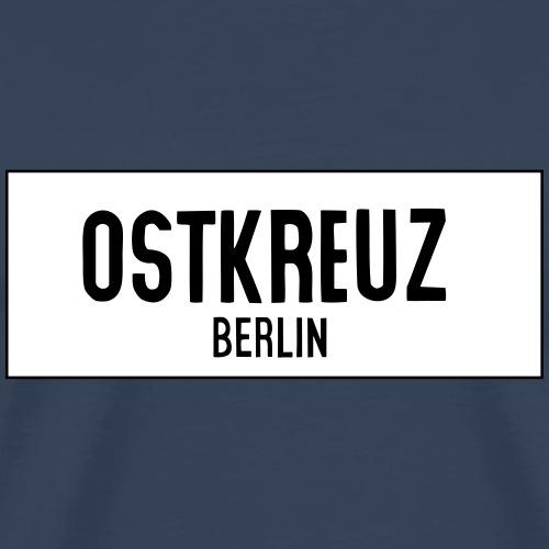 OSTKREUZ Berlin - Maglietta Premium da uomo