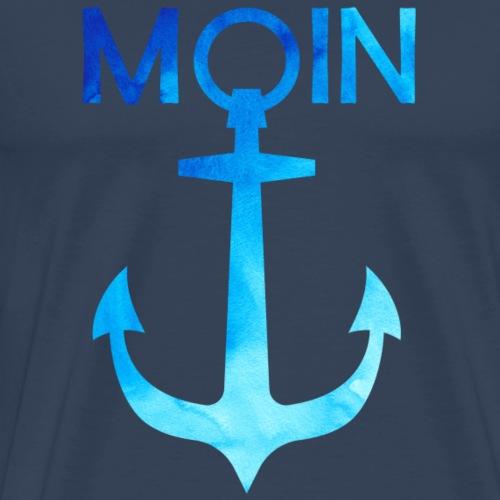 Moin Anker - Männer Premium T-Shirt