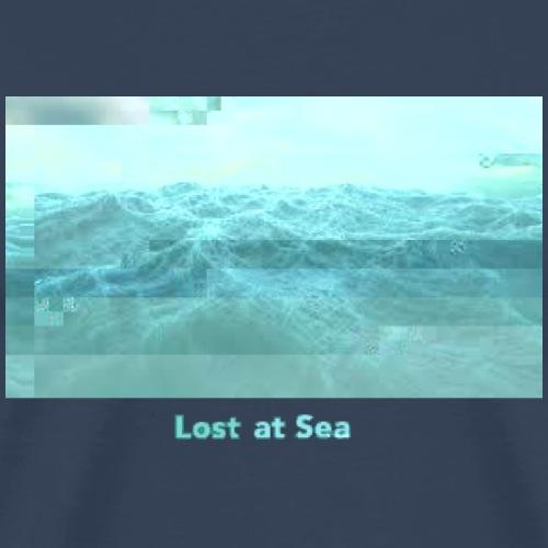 Lost at Sea - Men's Premium T-Shirt