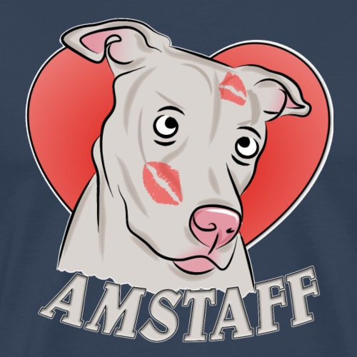 American Staff - Männer Premium T-Shirt