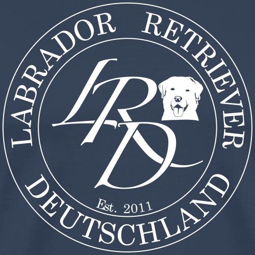 Labrador Retriever Deutschland – Facebook-Gruppe! - Männer Premium T-Shirt
