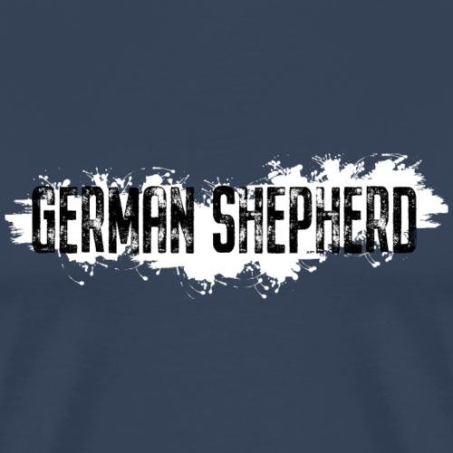 GERMAN SHEPHERD - Männer Premium T-Shirt