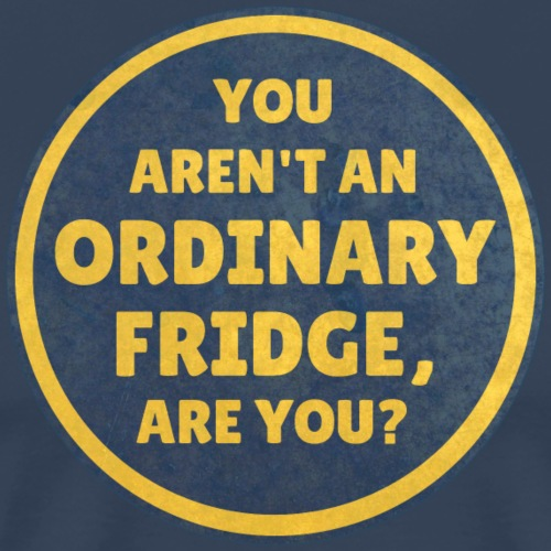 You aren't an Ordinary Fridge, are you? - Men's Premium T-Shirt