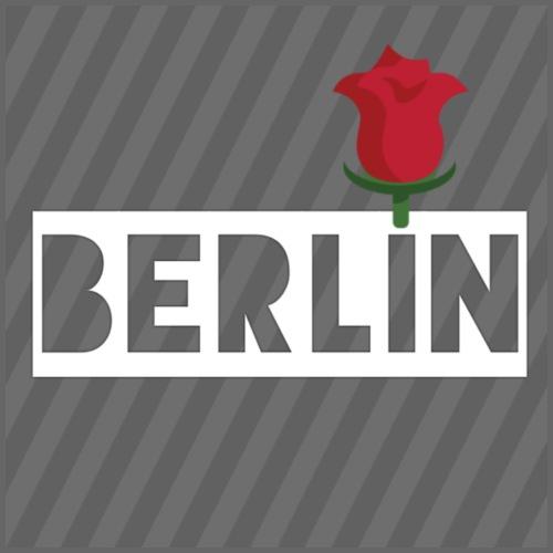 Berlin love Stadt - Männer Premium T-Shirt