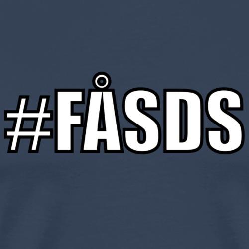 fasds - Premium T-skjorte for menn