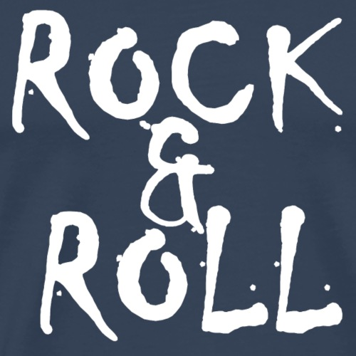 Rock and Roll Tee ✅ - Männer Premium T-Shirt