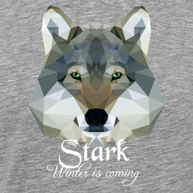 Stark wolf