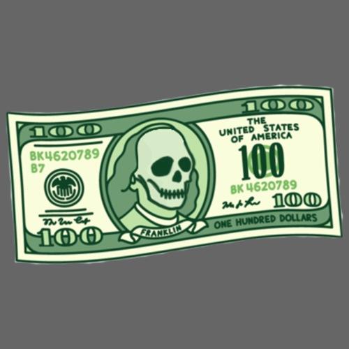Dead Franklin - Men's Premium T-Shirt