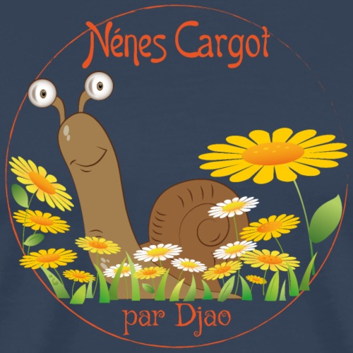 Nénes Cargot C'est le Printemps par Djao - T-shirt Premium Homme