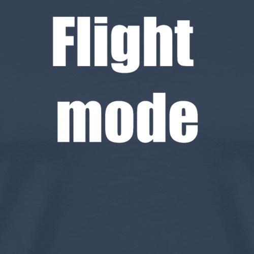 flight mode - Männer Premium T-Shirt