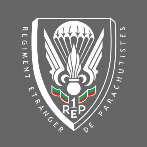 1er REP - 1 REP - Legion - Badge - Men's Premium T-Shirt