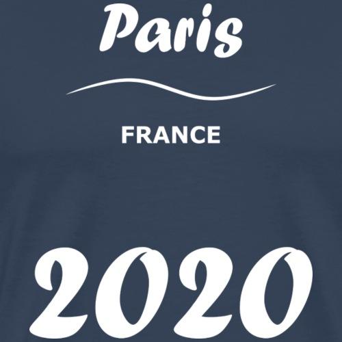 Paris 2020 - T-shirt Premium Homme