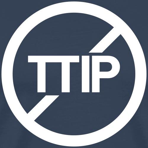 Stop TTIP - Männer Premium T-Shirt