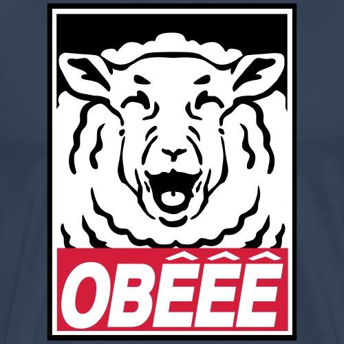 OBÊÊÊ - T-shirt Premium Homme