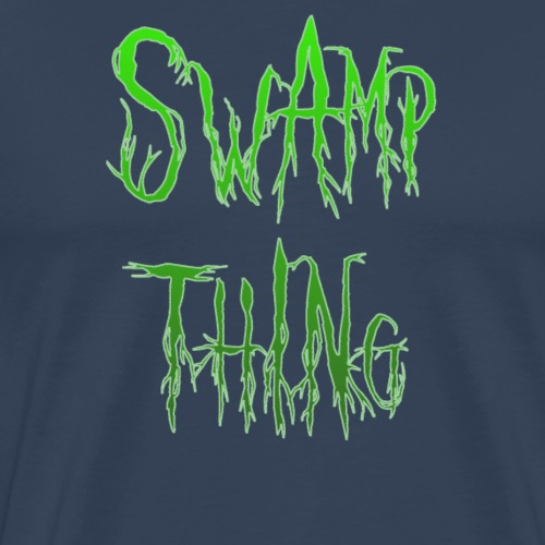 Swamp thing - Men's Premium T-Shirt