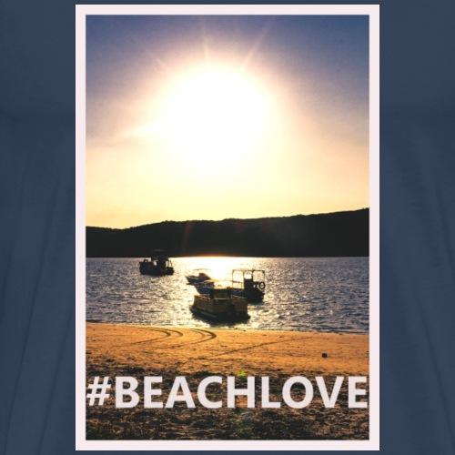 Beachlove.jpg - Men's Premium T-Shirt