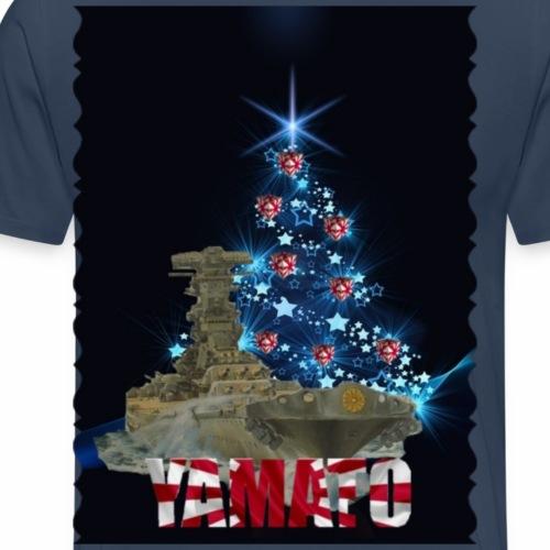 YAMATO Weinachts Kollektion - Männer Premium T-Shirt