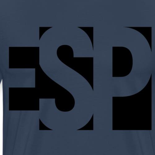 ESP negative design - Men's Premium T-Shirt