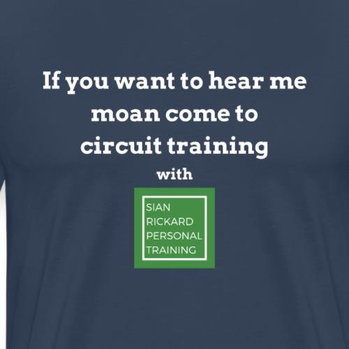 SRPT Hear Me Moan - Men's Premium T-Shirt