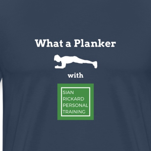 TShirt Planker - Men's Premium T-Shirt