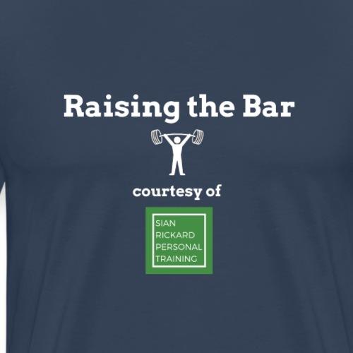 SRPT Raise Bar - Men's Premium T-Shirt