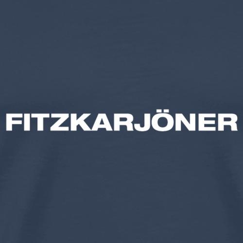 Fitzkarjöner - Männer Premium T-Shirt