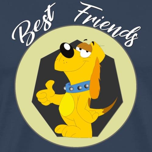 Best friends - Camiseta premium hombre