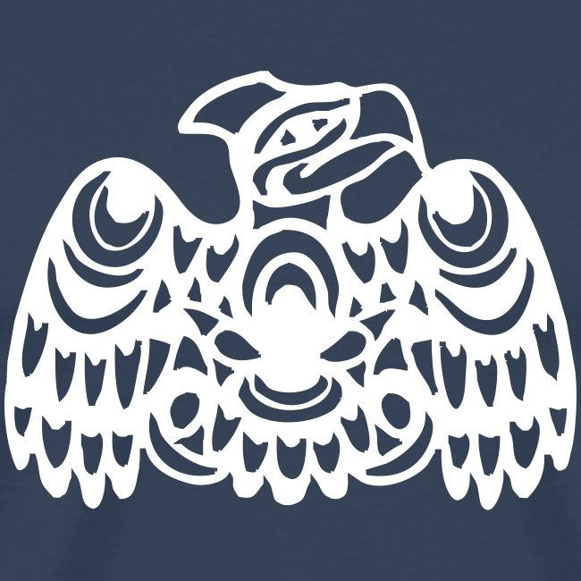 EAGLE WEST COAST SALISH (tribal collection)