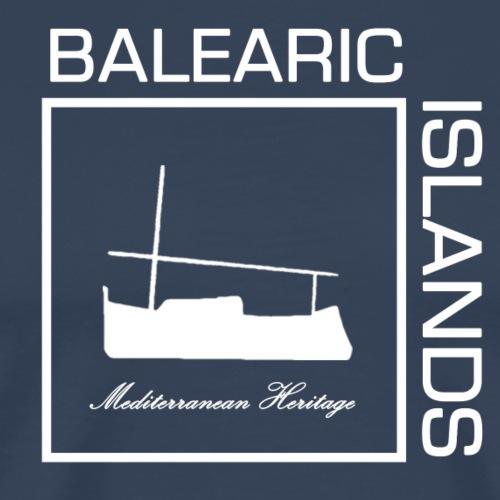 Llaud: A mediterranean heritage in the Balearics - Camiseta premium hombre
