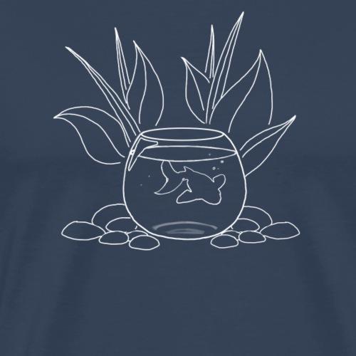 Aquarium 01 - T-shirt Premium Homme