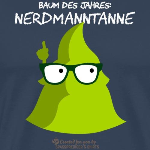 Nerdmanntanne | Geek T-Shirts - Männer Premium T-Shirt