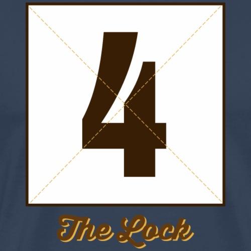 Lock4_Marplo.png - Maglietta Premium da uomo