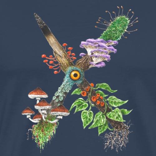 X-tinction / Pilze - Männer Premium T-Shirt