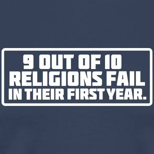 Religion - Männer Premium T-Shirt